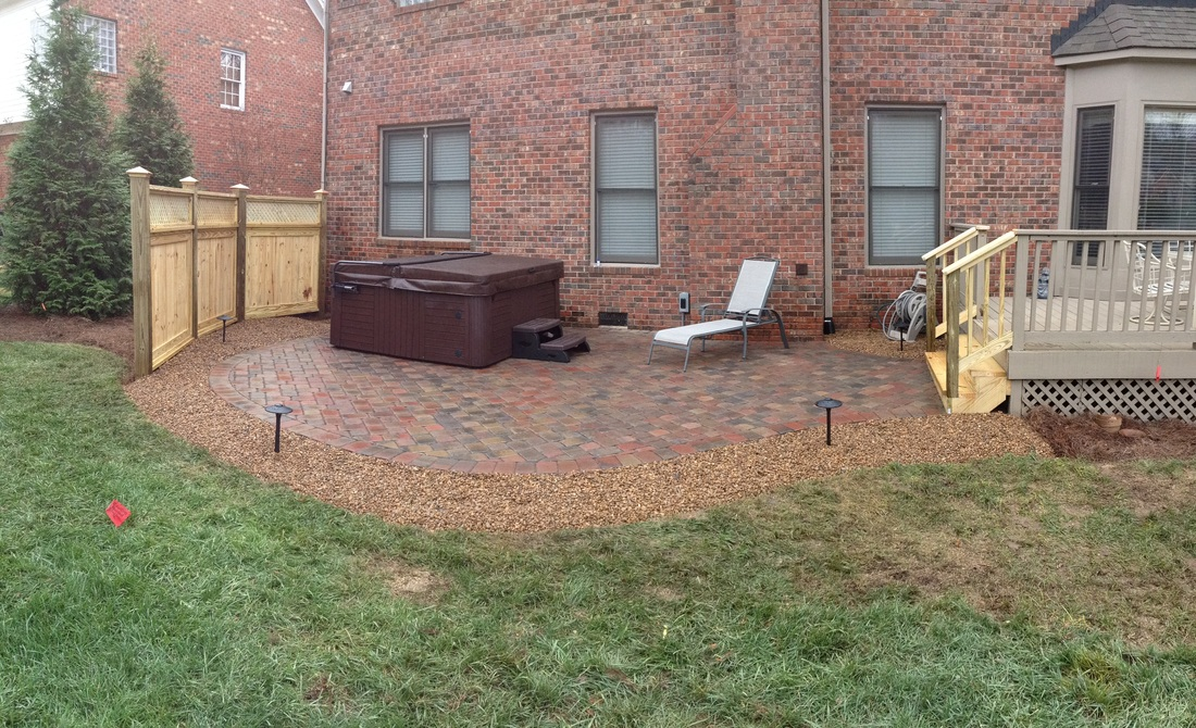 Charlotte, Waxhaw, Weddington custom outdoor living areas and paver patios. - CHARLOTTE PAVER PATIOS