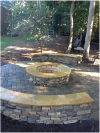Charlotte fire pit